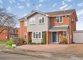 Thumbnail 4 bed detached house for sale in Oaklands, Sutton Coldfield