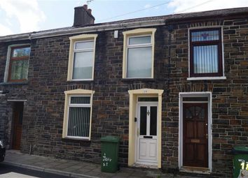 Thumbnail 3 bed terraced house for sale in Jeffrey Street, Mountain Ash
