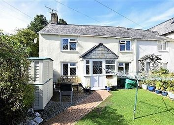 Thumbnail 3 bed semi-detached house for sale in Week St. Mary, Bude