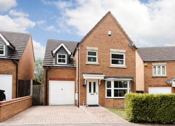 Thumbnail 4 bed detached house for sale in Barwell Crescent, Westerham