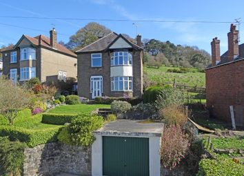 Thumbnail 3 bed property for sale in Shaws Hill, Whatstandwell, Matlock, Derbyshire