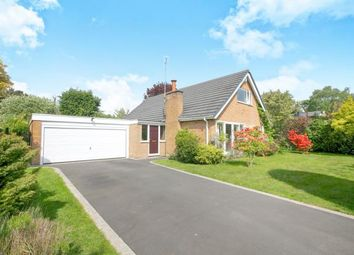 Thumbnail 4 bedroom bungalow for sale in Overhill Lane, Wilmslow, Cheshire