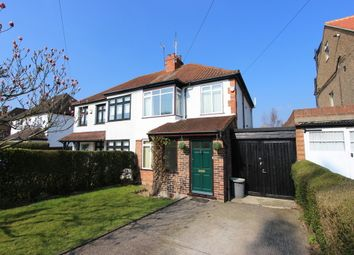 Thumbnail 4 bed semi-detached house to rent in Blossom Way, Uxbridge