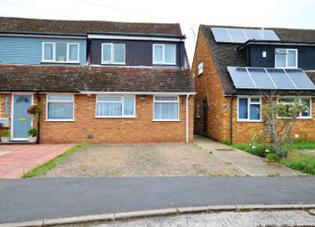 Thumbnail 2 bed semi-detached house to rent in Berners Close, Cippenham, Slough