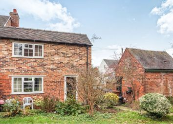 Thumbnail 3 bed end terrace house for sale in Ashbrook Lane, Rugeley