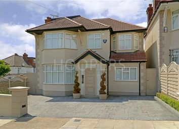 Thumbnail 5 bedroom detached house for sale in Hill Close, London