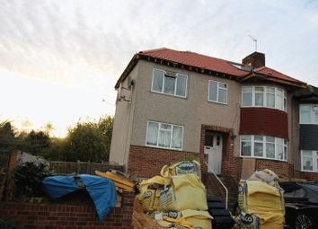 Thumbnail 6 bed semi-detached house for sale in Chaplin Road, Wembley