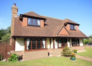 Thumbnail 3 bed detached house for sale in Chelgates, Cooden Beach, Bexhill-On-Sea
