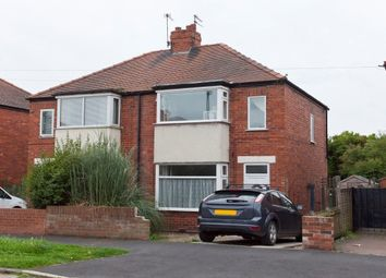 Thumbnail 2 bed semi-detached house to rent in Langholme Drive, York