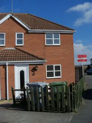 Thumbnail 2 bed semi-detached house to rent in Kingsway Avenue, Ollerton, Newark