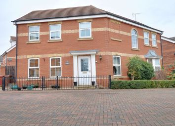 Thumbnail 5 bed detached house for sale in Laurel Way, Scunthorpe