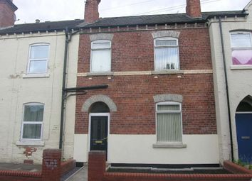 Thumbnail 3 bedroom terraced house for sale in Regent Street, Wakefield