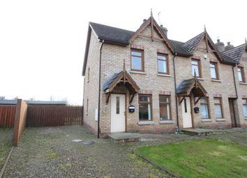 Thumbnail 2 bed semi-detached house for sale in Stonebridge Gardens, Conlig, Newtownards
