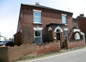 Thumbnail 2 bedroom end terrace house to rent in Isaacs Road, Cobholm, Great Yarmouth