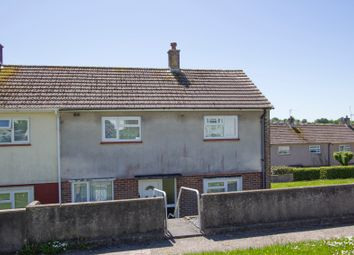 Thumbnail 2 bed end terrace house for sale in Pendeen Crescent, Southway, Plymouth