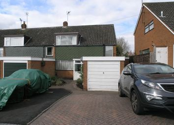 Thumbnail 2 bed end terrace house for sale in Hartlebury Road, Halesowen
