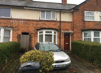 Thumbnail 3 bed terraced house for sale in Chingford Road, Kingstanding, Birmingham