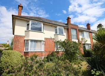 Thumbnail 2 bed flat to rent in Cromwell Road, Southbourne, Bournemouth
