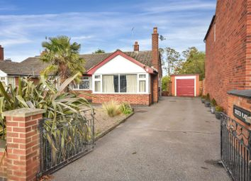 Thumbnail 2 bed semi-detached bungalow for sale in Chester Place, Newark