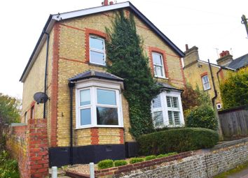 Thumbnail 3 bed semi-detached house for sale in Portland Road, Bishop's Stortford