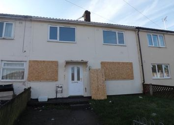 Thumbnail 3 bed terraced house for sale in Meadowbank, Holywell, Flintshire