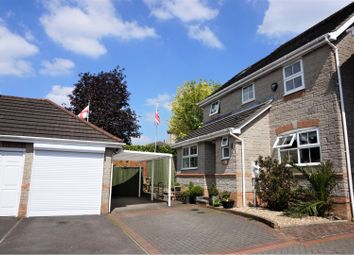 4 bed detached house for sale in Hale Close, Hanham BS15