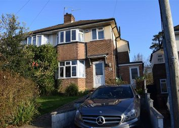 Thumbnail 3 bed semi-detached house for sale in Hoads Wood Road, Hastings, East Sussex