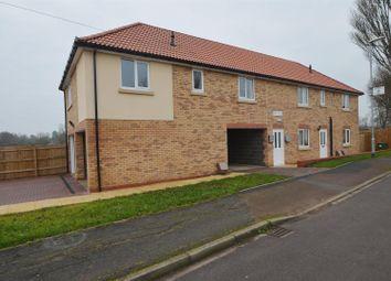 Thumbnail 2 bedroom flat for sale in Cricketfield Lane, Ramsey, Huntingdon