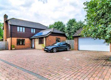 Thumbnail 4 bedroom detached house for sale in Great Holm, Milton Keynes, Buckinghamshire