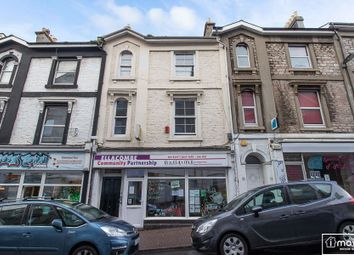 Thumbnail 1 bed flat to rent in Market Street, Torquay
