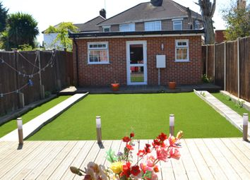 Thumbnail 4 bed semi-detached house to rent in Marvell Avenue, Hayes, Middlesex