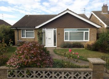 Thumbnail 3 bed detached bungalow for sale in Links Road, Gorleston Cliffs