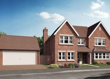 Thumbnail 4 bed detached house for sale in The Bratton, Bratton Grange, Telford