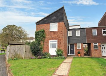 Thumbnail 3 bed semi-detached house for sale in Grebe Close, Alton, Hampshire