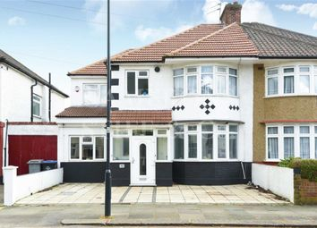 Thumbnail 5 bed semi-detached house for sale in Fleetwood Road, Dollis Hill