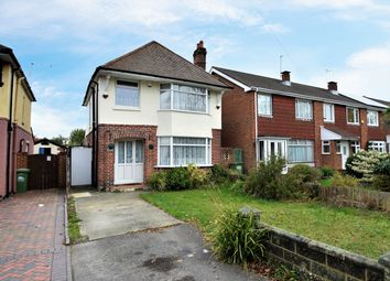 Thumbnail 3 bed detached house for sale in Romsey Road, Southampton, Hampshire