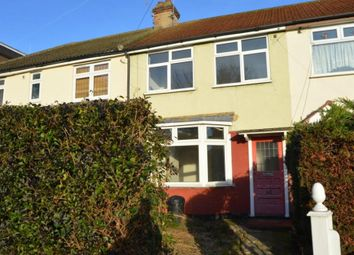 Thumbnail 3 bedroom terraced house for sale in Recreation Avenue, Romford
