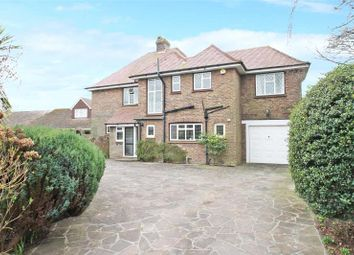 Thumbnail 4 bedroom detached house for sale in Chudleigh, The Close, Rustington