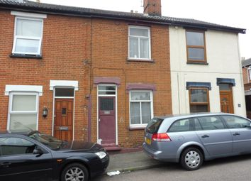 Thumbnail 2 bed terraced house for sale in Kenyon Street, Ipswich
