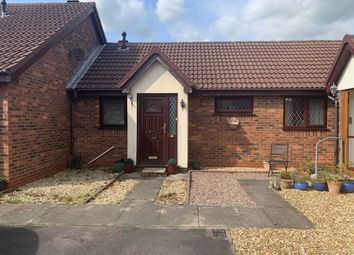 Thumbnail 2 bed terraced bungalow for sale in Clos Y Gelli, Llanelli