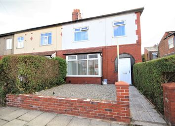 Thumbnail 3 bed end terrace house for sale in Symonds Road, Preston