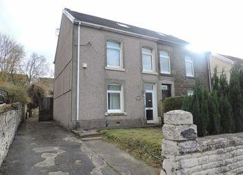 Thumbnail 4 bed semi-detached house for sale in Jersey Road, Bonymaen, Swansea