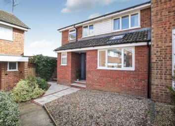 Thumbnail 4 bed end terrace house for sale in Knowle Drive, Harpenden