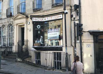Thumbnail Restaurant/cafe to let in Ground Floor, Bladud Buildings, Bath