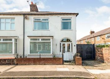 Thumbnail 3 bed semi-detached house for sale in Kingswood Avenue, Waterloo, Liverpool, Merseyside