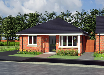 Thumbnail 2 bedroom bungalow for sale in Grantham Road, Waddington