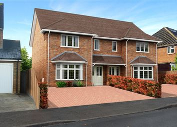 Thumbnail 4 bed semi-detached house for sale in Granby Avenue, Harpenden, Hertfordshire