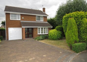 Thumbnail 4 bed property to rent in Braemar Drive, Gedling, Nottingham