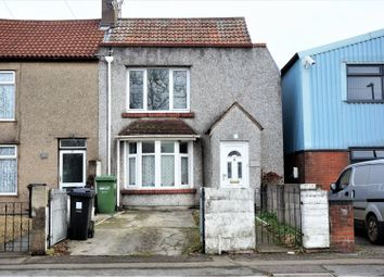 Thumbnail 2 bed semi-detached house for sale in Wood Road, Kingswood