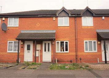 Thumbnail 2 bedroom terraced house for sale in Churchfield Lane, Nottingham